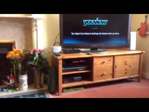 How to set up a YouView Box