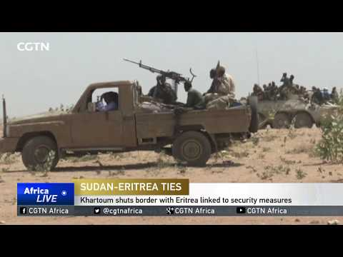 Khartoum's move to shut border with Eritrea linked to securi
