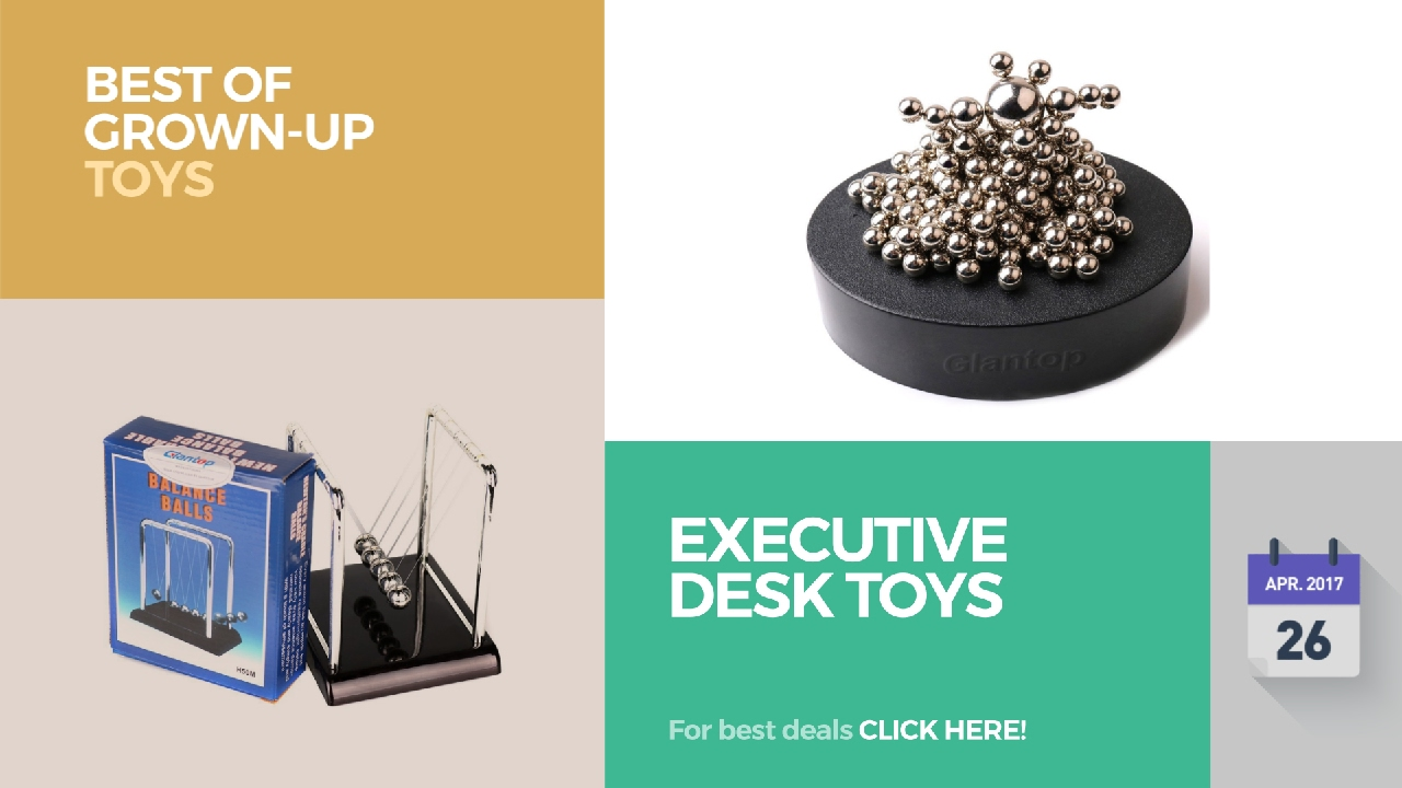 Desktop Toys For Grown Ups : Executive desk toys best of grown up youtube