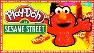 Play-Doh Sesame Street Colour Mixer with Speaking Elmo
