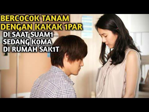 BERCOCOK TANAM DENGAN KAK4K !PAR YANG KESEPIAN || ALUR CERITA FILM SECRET LOVE