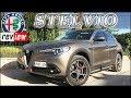 Alfa Romeo Stelvio - Ana?lisis y Prueba a fondo