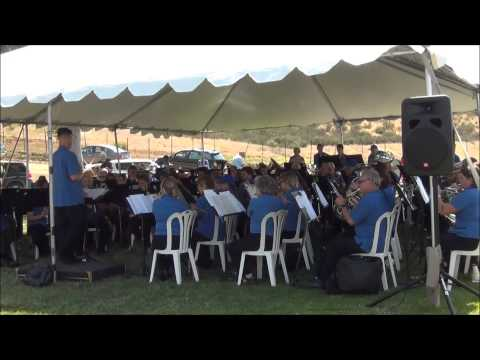 The San Diego Concert Band-5-4-13-Wine Country Band Festival-Temecula