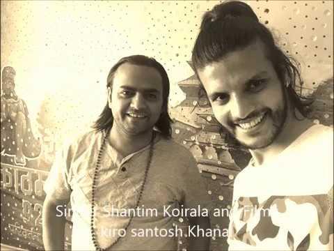 Shantim Koirala (singer) with Santosh Khanal( Filmy Kiro) Funny Interview@Radio Kathmandu 92.1