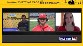 Chatting Cage: Barnhart answers fans' questions