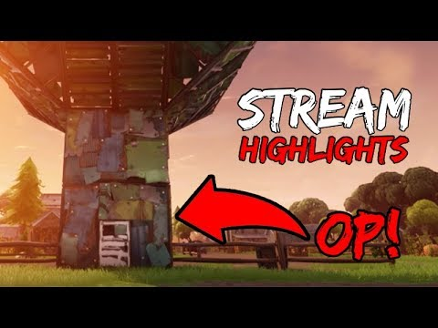 EPIC PLAYS! | Fortnite Battle Royale JackRyanFox (FNBR)  Stream Highlights