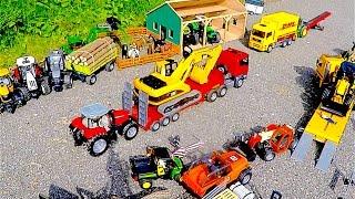 bruder toys rc tractor john deere massey ferguson