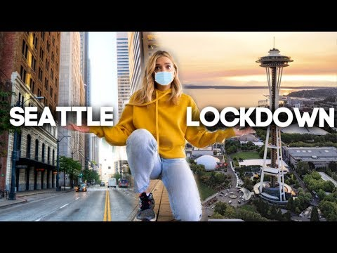 What Seattle REALLY Looks Like In Isolation