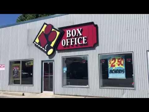 Box Office Video in Kingsville, Ontario