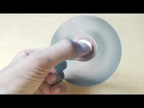 Thumbnail: How To Make Fidget Spinner Without Bearings