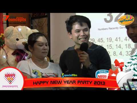 The-Concepts-Happy New Year Party 2013 HD