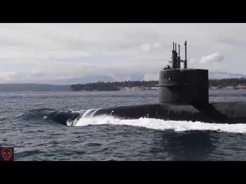 Military | Trident Ballistic Missile Submarine Returns From Patrol