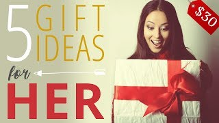 5 Best Xmas Gift Ideas For Her Under $30