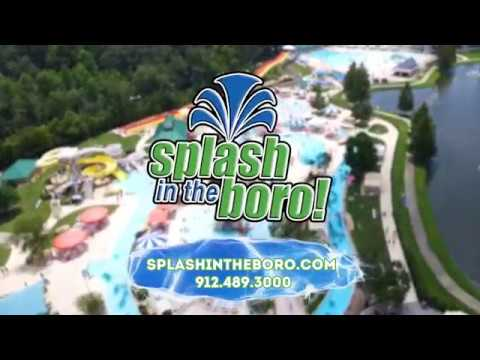 Splash In The Boro 2018 Youtube