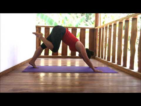 30-minute yoga practice: Core Strengthening for Tina