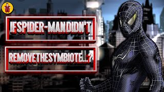 If Spider-Man Didn't Remove The Symbiote! All Scenarios Explained