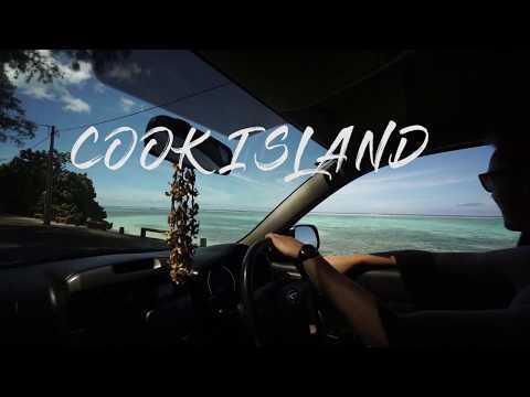 Rarotonga/Aitutaki  Kite Surfing Trip