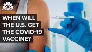 How The U.S. Plans To Distribute Covid-19 Vaccines