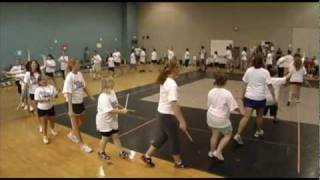 IUPUI Dance Class for Individuals with Down Syndrome