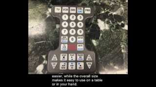 Big Button Remote | IPAT's Home First Showroom