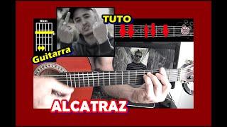 WAOR - ALCATRAZ (GUITARRA) Acordes y acompañamiento TUTORIAL