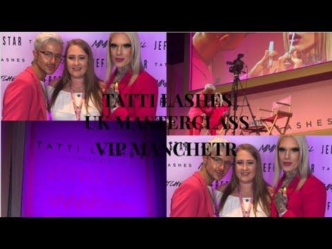Jeffree Star & MMMMitchel VIP Vlog Manchester // Kelsea Webb thumbnail