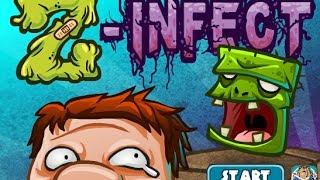 Z Infect Level 1-16 Walkthrough