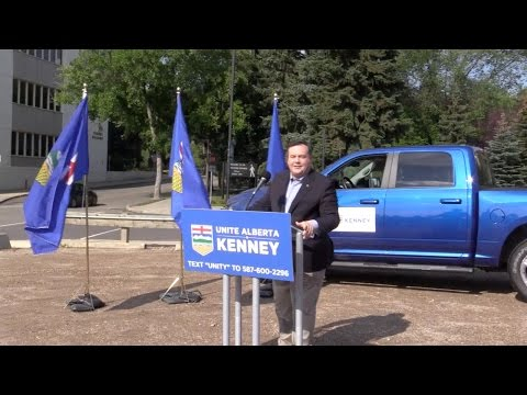 "Kenney leaves federal politics to ""rebuild the conservative family in Alberta"""