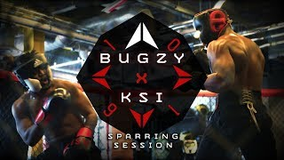 Bugzy Malone x KSI Sparring Session