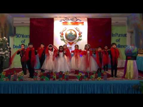 Heal The World, 50th Annual Day 2016-17, Pakistan International School, Al Khobar