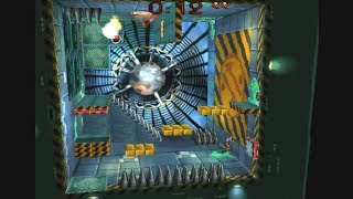 Blast Chamber demo (Dos game 1996)