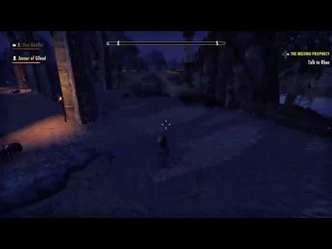 Elder Scrolls Online -- Slumming With The Scamps