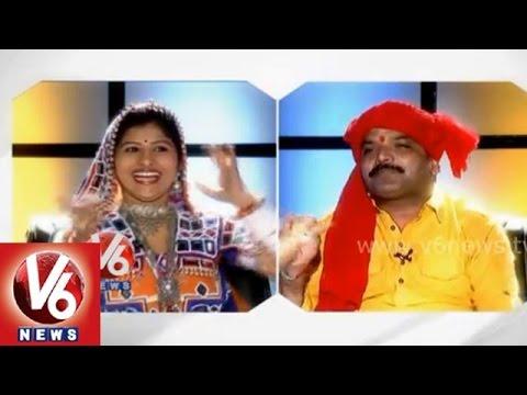 """Janapadam With """"Saasu e Mare Saasu"""" Fame Folk Singer Bikshu Naik"""