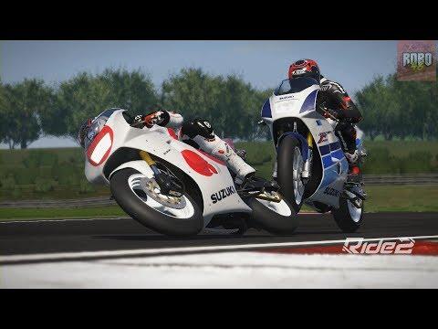 Ride 2   250cc Two Stroke Championship