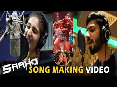 Prabhas Saaho Movie Pub Song Making Video – Psycho Saiyaan Song – Shraddha Kapoor – Bullet Raj