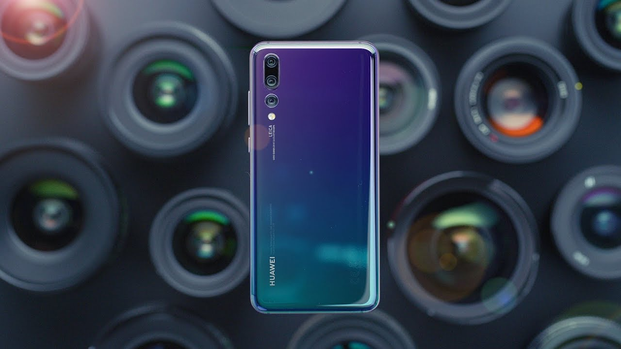 Huawei Smartphone Huawei P20 Pro Review The Triple Camera Smartphone