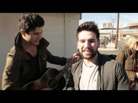 JT Bosch - WATCH: Dan+Shay's 1st Appearance At Our iHeart Country Festival!