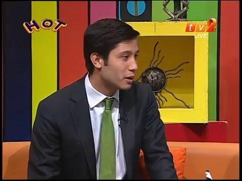 SAS Trust Co Founder & Green Man on HOT Go Green TV2