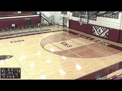 Killeen High School vs. Tivy High School Varsity Mens' Basketball