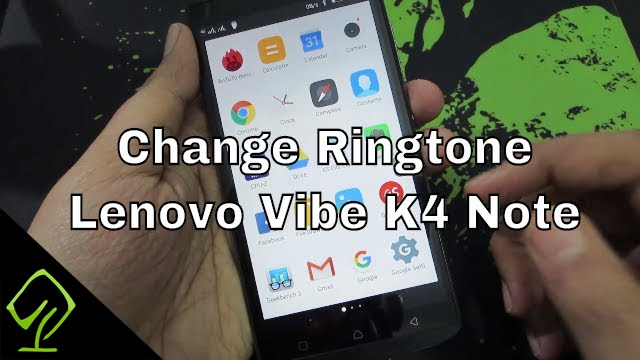 how to change ringtone on ip5022