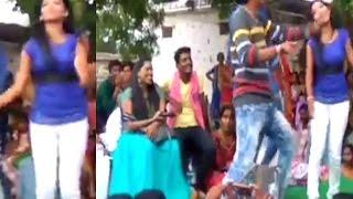 Telugu Latest Record Dance Performance by Beautiful hot girls, in my village