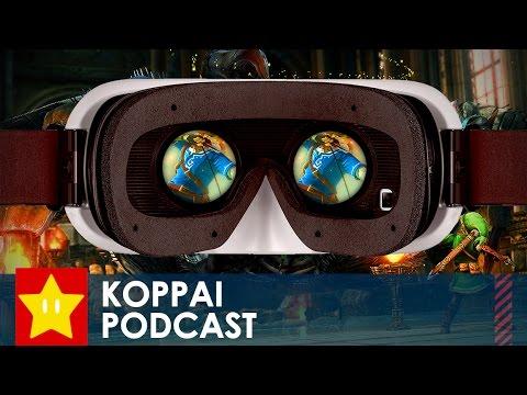 Nintendo's E3 Plans and NX Virtual Reality   Koppai Podcast Ep. 25