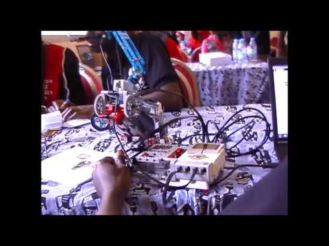 SenEcole 2015 Robotics Camp Part I
