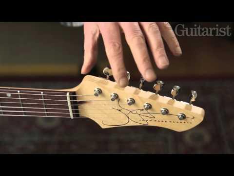John Page Classic Ashburn Guitar