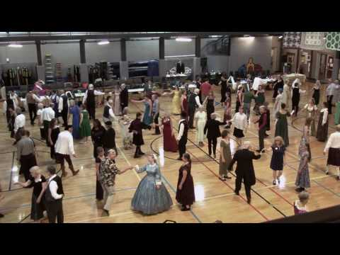 English Country Dance Fandango Weekend - Joseph Pimentel with Goldcrest - Come With Voices Singing