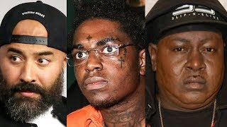 Trick Daddy Calls Goons on Ebro After Kodak Black Walks Out of Interview