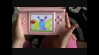 How to draw a flower alien using Art Academy Nintendo DS.wmv