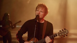 Download Ed Sheeran - Shivers [Official Performance Video]