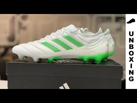 97698a1c068 adidas Copa 19.1 FG AG Virtuso pack - Footwear White Solar Lime ...