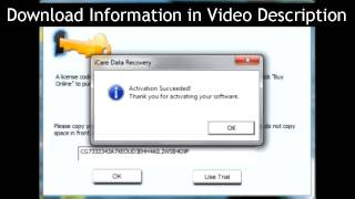 iCare Data Recovery Software 4.0 Almost for Free!!!